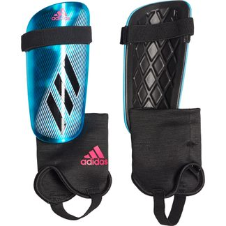 adidas - X Reflex Shin Guards bright cyan black shock pink