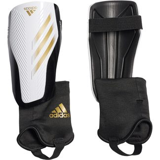 adidas - X 20 Match Shin Guards Kinder white gold metallic black