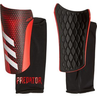 adidas - Predator 20 League Schienbeinschoner Unisex black active red