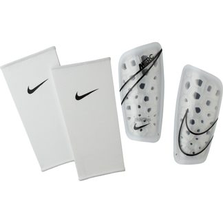 Nike - Mercurial Lite Football Shin Guards white black