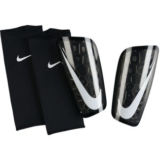 Nike - Mercurial Lite Football Shin Guards black black white