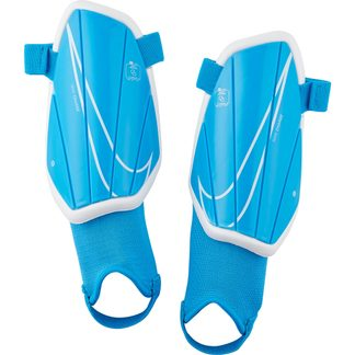 Nike - Charge Soccer Shin Guard Kids blue hero white blue