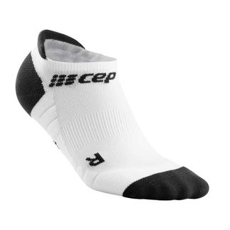 CEP - No Show 3.0 Socks Women white dark grey