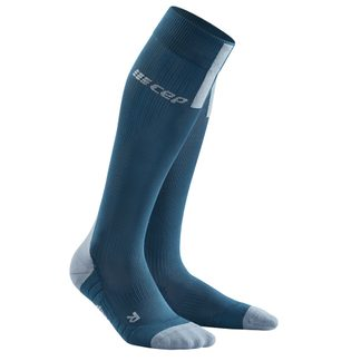 CEP - Run 3.0 Compression Socks Men blue grey