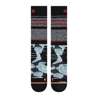 Stance - High Heat Thermo Skisocke Damen schwarz