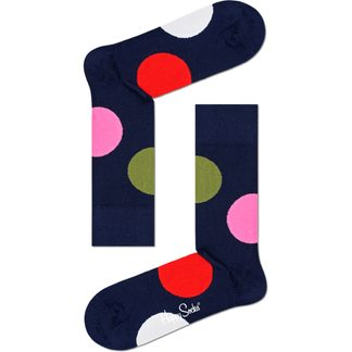Happy Socks - Jumbo Dot Sock Unisex gepunktet