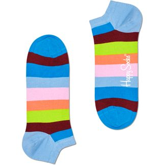 Happy Socks - Stripe Low Sock Unisex gestreift