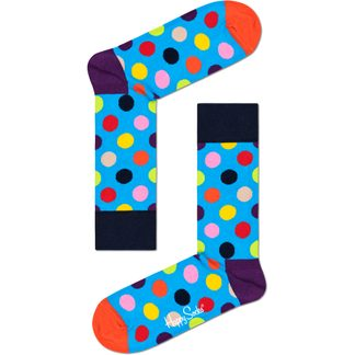 Happy Socks - Big Dot Sock Unisex gepunktet