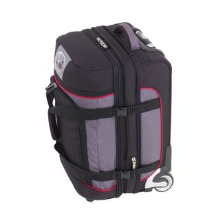 Check.In - Trolley Outbag 59 Liter black-red