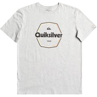 Quiksilver - Hard Wired T-Shirt Men athletic heather