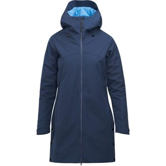 Peak Performance - Sapphire Parka Damen blue shadow