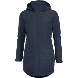 VAUDE - Skomer Wollparka Damen eclipse