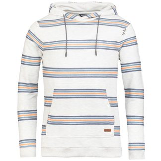 Chillaz - Interlaken Hoody Herren creme stripes