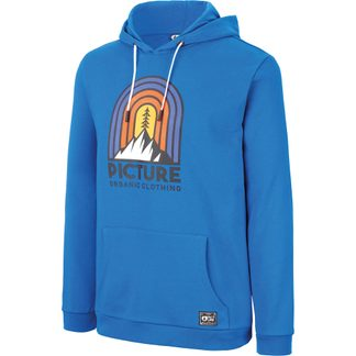 Picture - Rosswood Hoodie Men blue
