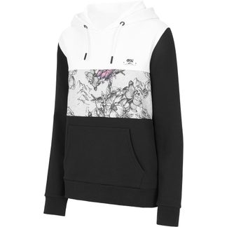 Picture - Nell Hoodie Women peonies