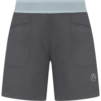 La Sportiva - Onyx Shorts Damen carbon cloud