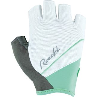Roeckl Sports - Denice Cycling Glove Women white turquoise