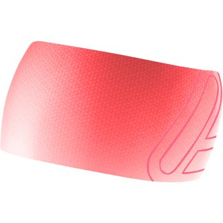 Löffler - Elastic Open Cut Headband Women sunrise