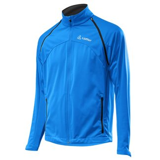 Löffler - Zip Off Cross-Country Skiing Jacket Windstopper Softshell light Men mauritius