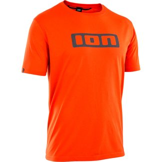 ION - Seek DR 2.0 Bikeshirt Herren smashing red