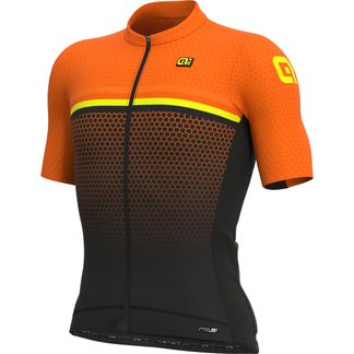Alé - Bridge Radtrikot Herren orange