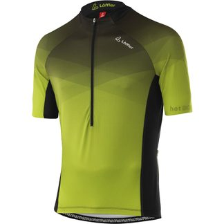 Löffler - HZ Hotbond® RF Radtrikot Herren light green
