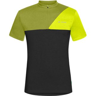 VAUDE - Tremalzo IV T-Shirt Herren black green