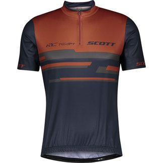 Scott - RC Team 20 Biketrikot Herren rust red midnight blue