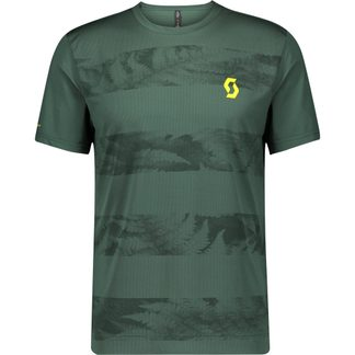 Scott - Trail Flow Radtrikot Herren smoked geen