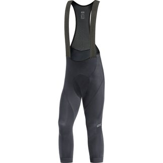 GORE® Wear - C3 3/4 Bib Tights+ Herren black