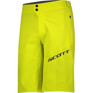 Scott - Endurance Loose Fit Bike Shorts Herren sulphur yellow