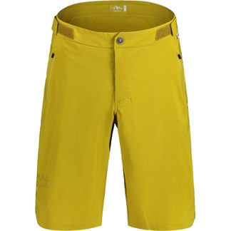 Maloja - GallasM. Shorts Herren golden fall