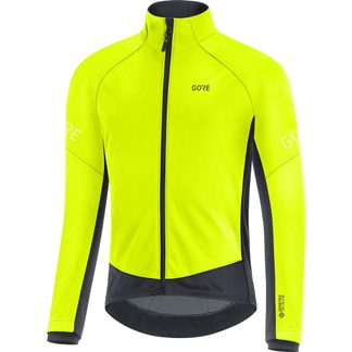 GORE® Wear - C3 GTX Infinium Thermo Jacket Men neon yellow black