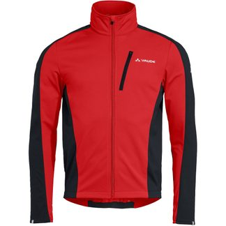 VAUDE - Spectra III Softshell Jacket Men mars red