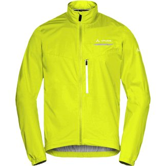 VAUDE - Strone Bike Regenjacke Herren bright green