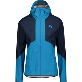 Scott - Explorair Light Dryo 2.5l Hardshelljacke Herren midnight blue atlantic blue