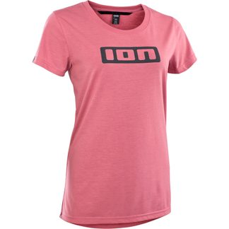 ION - Seek DR 2.0 Bikeshirt Damen dirty rose
