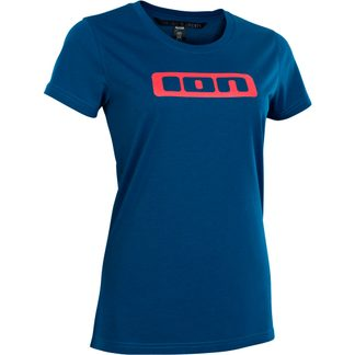 ION - Seek DR Bikeshirt Damen ocean blue