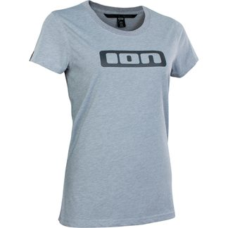 ION - Seek DR Bikeshirt Damen grey melange