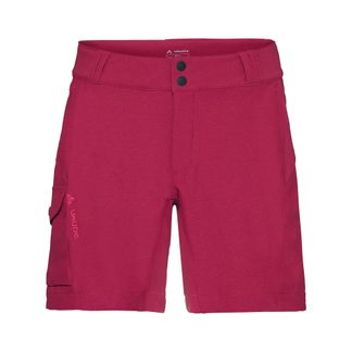 VAUDE - Tremalzini Shorts Damen crimson red