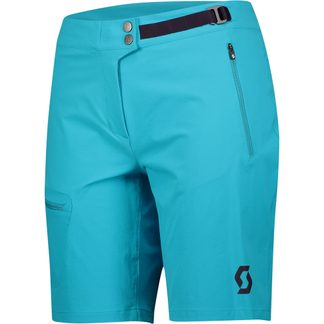 Scott - Explorair Light Bikeshorts Damen breeze blue
