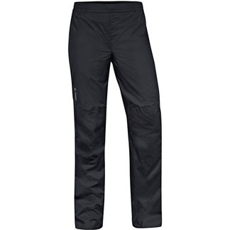 VAUDE - Drop Pants II Regenhose Damen black