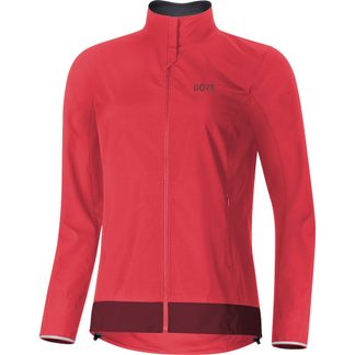 GORE® Wear - C3 Gore® Windstopper® Jacke Damen hibiscus pink chestnut red