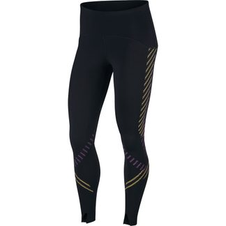 Nike - Speed Tights 7/8 Women black reflective silver