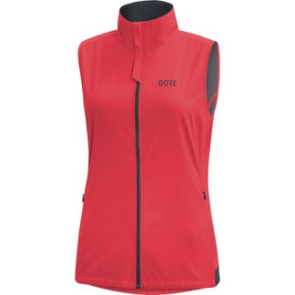 GORE® Wear - R3  Windstopper® Vest Women hibiscus pink