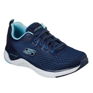 Skechers - Solar Fuse Cosmic View Sneaker Women blue