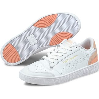 Puma - Ralph Sampson Lo Perf Colour Sneaker Damen puma white cloud pink