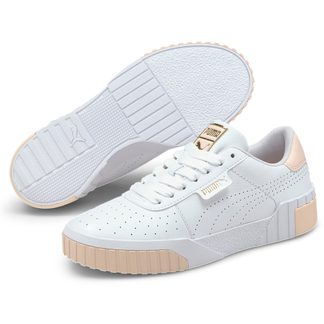Puma - Cali Perforated Wn's Sneaker Damen puma white cloud pink