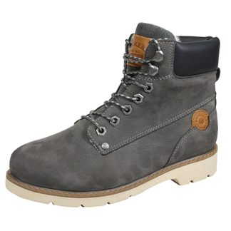 Dockers - Leather Boots Women grey