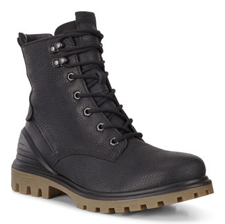Ecco - Tred Tray Stiefel Damen black quarry